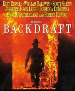 Backdraft -Firefighter Movies