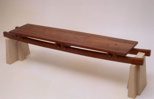 Gallery- Gorgeous Bench