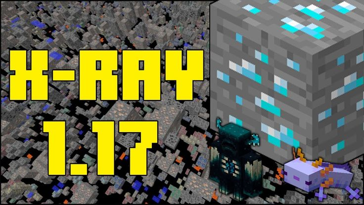 Xray 1 17 1 Texture Pack Xray Ultimate In 2021 Texture Packs X Ray All Block