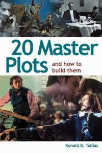 20 Master Plots and How To Build Them - one of Jocelyn Green's favorite books for #fiction writing #writetip