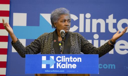 "To say that Brazile brings an insiders' view to the 2016 election is an understatement. She was named interim Democratic National Committee (DNC) Chair to replace the noxious Clintonite hack Debbie Wasserman-Schultz as the Democratic Party held its national convention two summers ago. Brazile stayed in that position through the Electoral College triumph of Boss Tweet, which left her ""depressed"" but determined to"" heal [the nation's] partisan divide"" and ""fight for my country."" More"