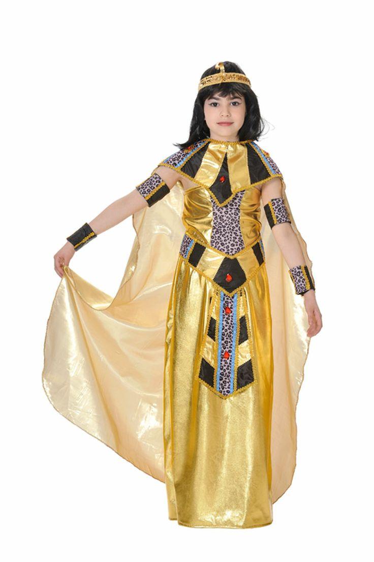Disfraz de Cleopatra #egipcia