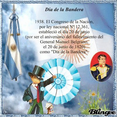 Dia de la Bandera-20 de Junio