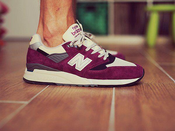 New Balance 998 GLR