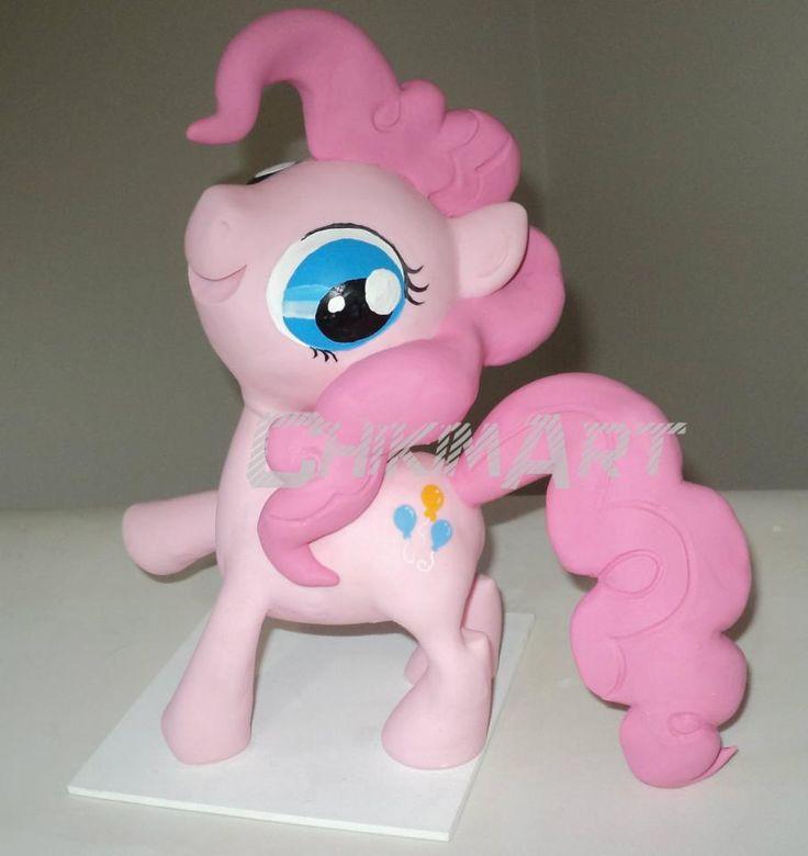 more pinkie pie cake adornos pony pinkie pie 3 search cake toppers ...