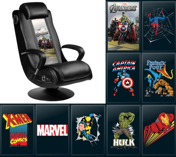 XZipit Video Game Rocker Here's a review of a gaming