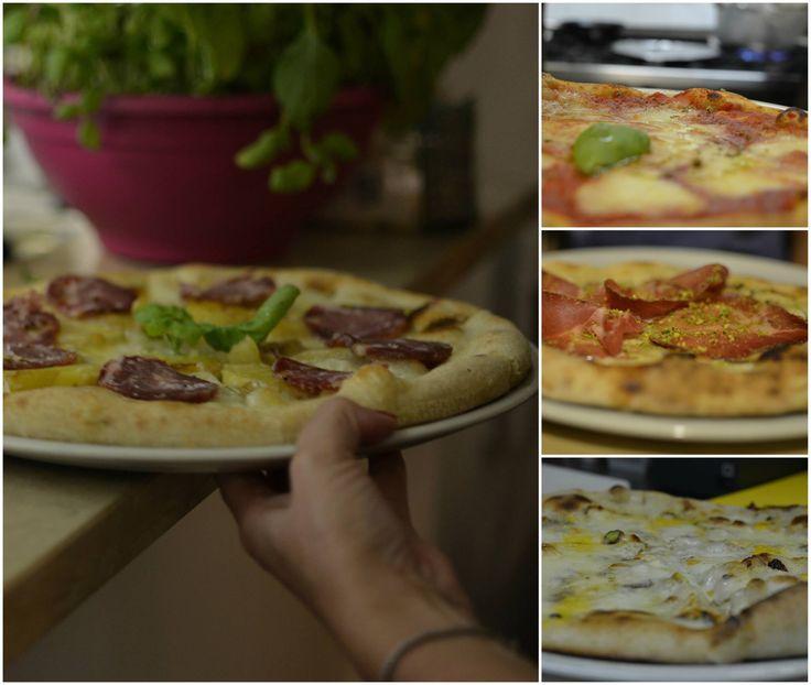 Pizza a lievitazione naturale!