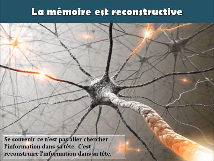 3 Vidéos de méthodologie pour aider à apprendre  Apprendre et réussir (1): comprendre sa mémoire