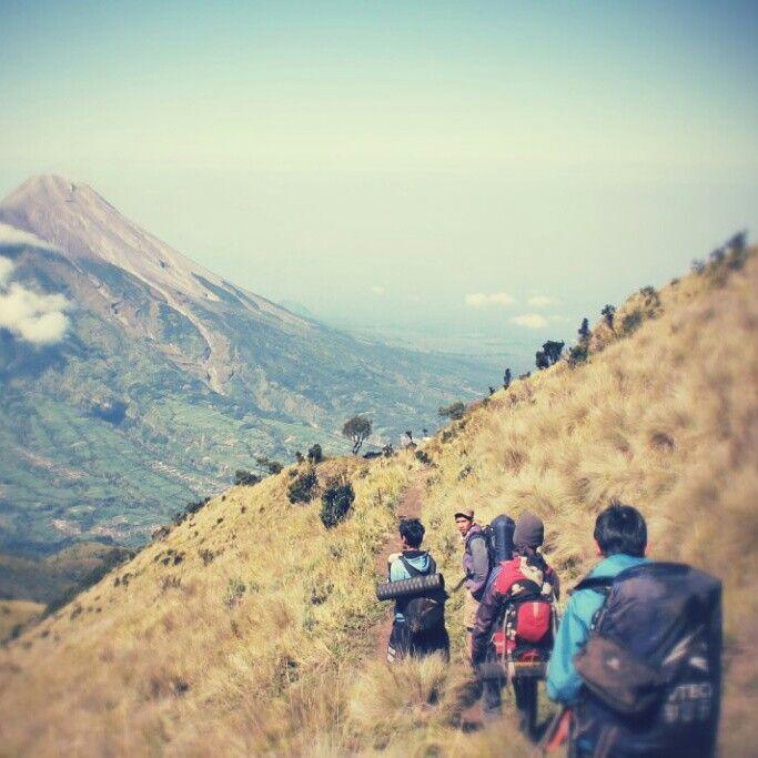 Mt. Merbabu. 2014
