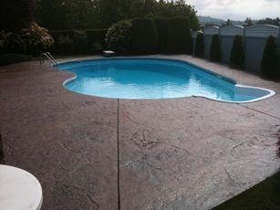 12 best stamped concrete images on pinterest patio decks patio