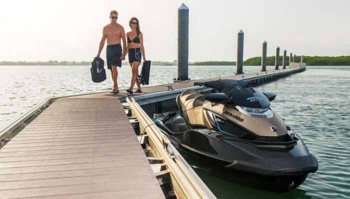 How To Dock Your PWC - Personal Watercraft