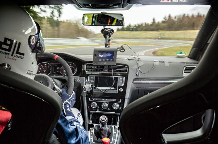 Image for Volkswagen Golf GTI Clubsport S Cockpit