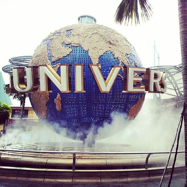 I would like to go to Universal Studios Singapore in Sentosa Island, because it gives me a chance to travel outside of the U.S.
