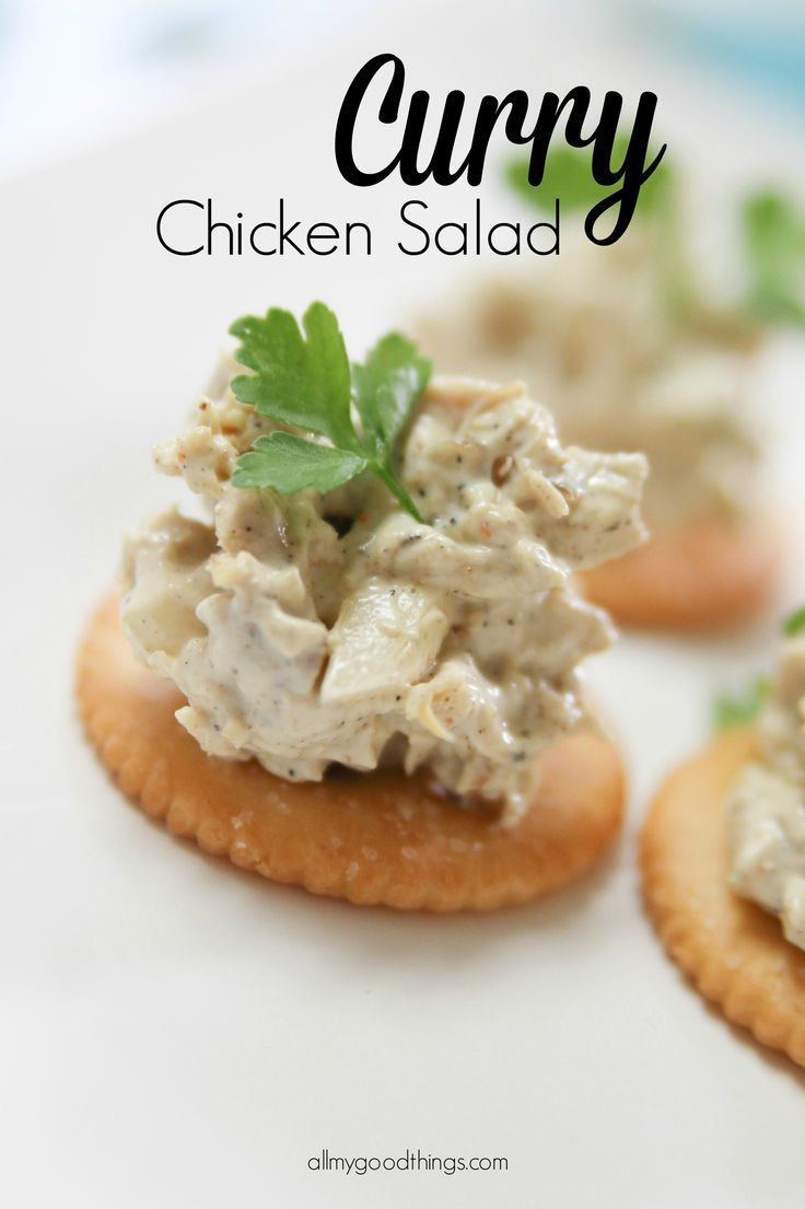 recipe: chicken curry party salad [22]