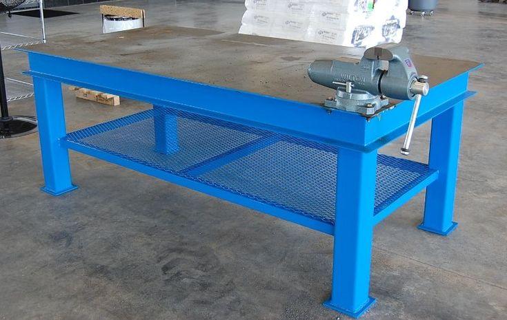 Show Me Your Homemade Workbench Pelican Parts Technical Bbs Welding Table Metal Work Bench Welding Table Diy