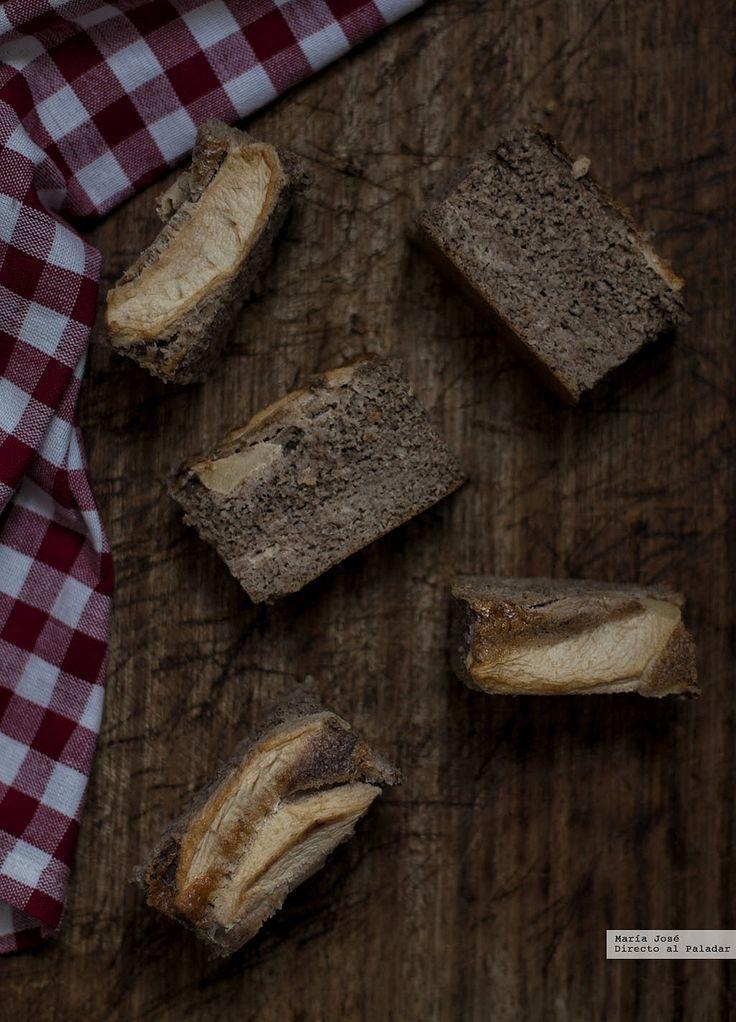 Te explicamos paso a paso, de manera sencilla, la elaboración del postre Bizcocho fitness de avena, canela y manzana. Ingredientes, tiempo de elaboración
