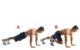 Spartacus 2012 workout