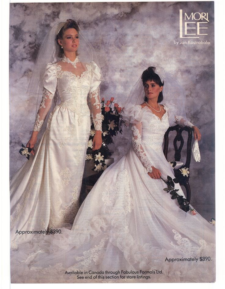 175 best 1980s Wedding Gowns images on Pinterest | Short wedding ...