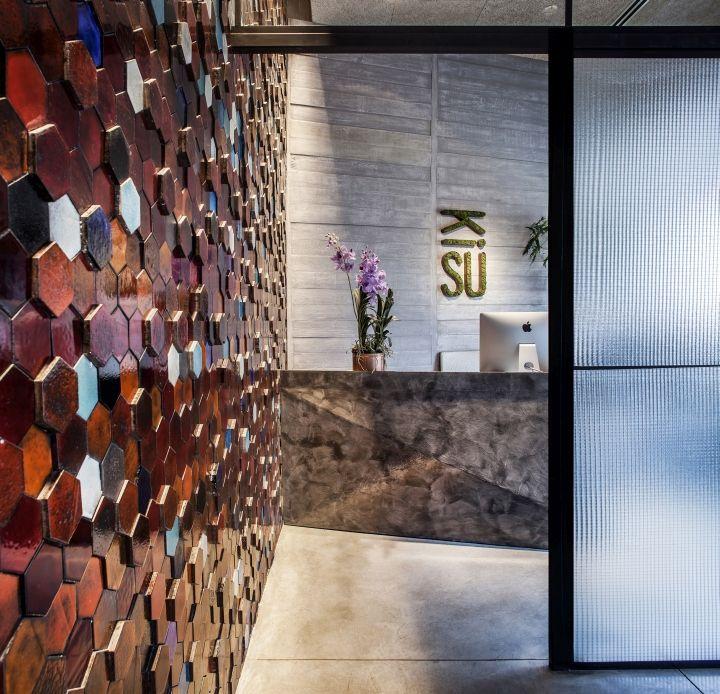 Kisu Asian Restaurant By Studio Yaron Tal Tel Aviv Israel Retail Design Blog