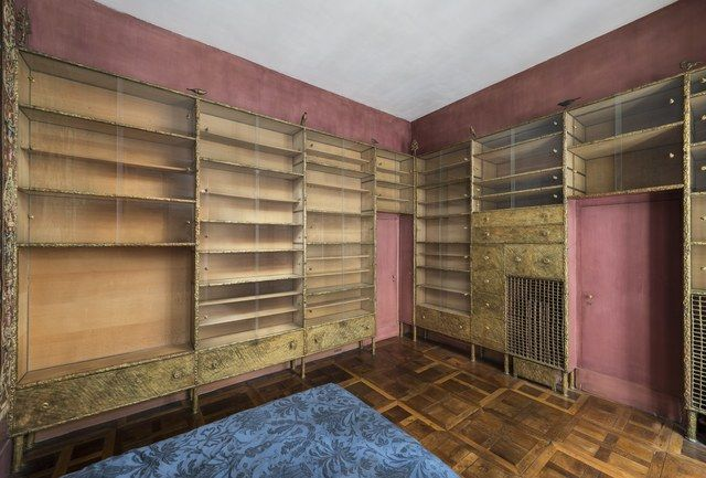 Bookcase by Artist Diego Giacometti