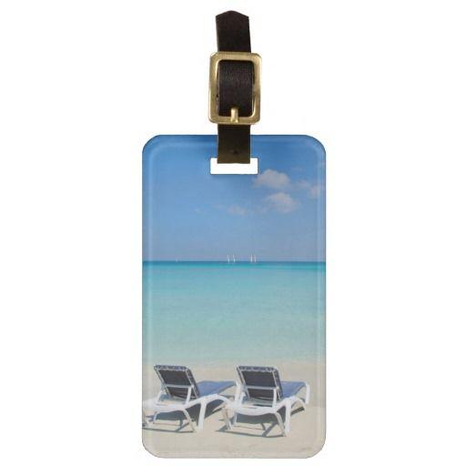 Varadero, Cuba. Sillas de la arena y de playa. Producto disponible en tienda Zazzle. Product available in Zazzle store. Regalos, Gifts. Link to product: http://www.zazzle.com/varadero_cuba_sillas_de_la_arena_y_de_playa_etiqueta_de_equipaje-256502411278487563?lang=es&CMPN=shareicon&social=true&rf=238167879144476949 #Bag #Tags #varadero #cuba #viaje #travel