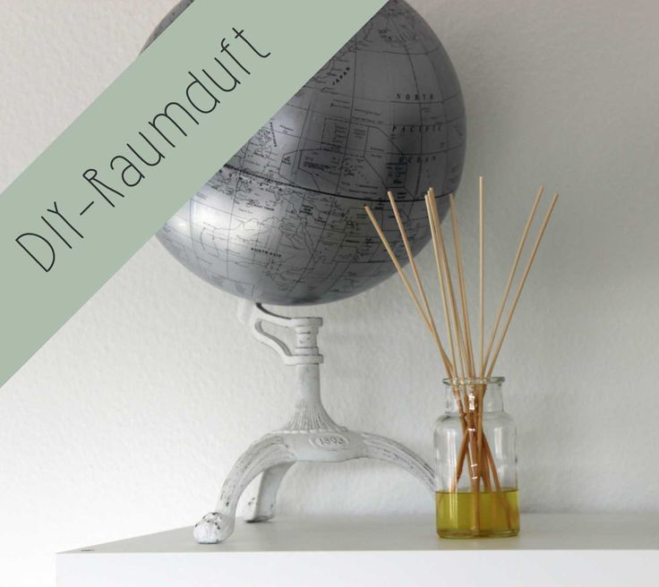 DIY Raumduft Diffuser