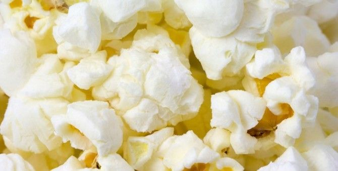 How healthy is popcorn