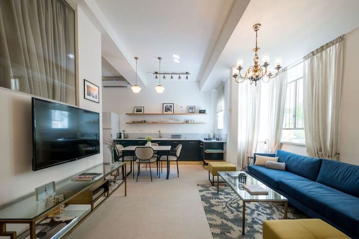 Check out this awesome listing on Airbnb: LUXURY SUITES APT BY FRISHMAN BEACH - Apartments for Rent in Tel Aviv-Yafo