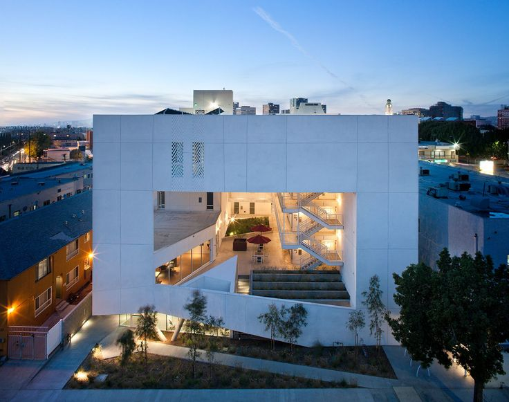 Brooks + Scarpa . The Six Affordable Veteran Housing . Los Angeles (1)