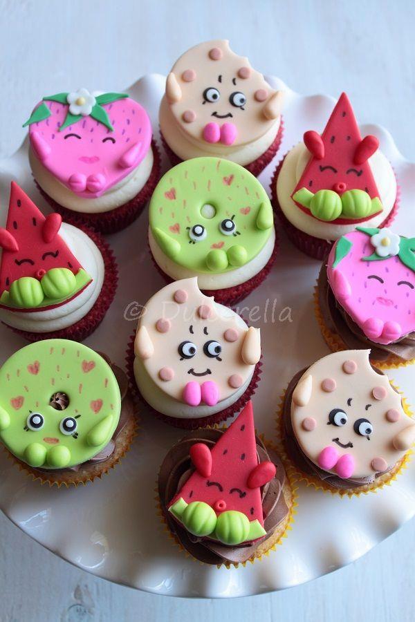 https://flic.kr/p/FSDH61 | Shopkins Cupcake toppers