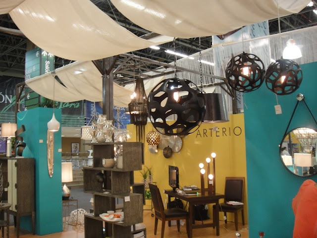 Good Arteriors Home At The Mexico International Furniture Market 2012.