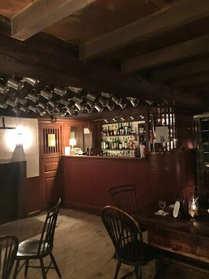A Night At Longfellow 39 S Wayside Inn Sudbury