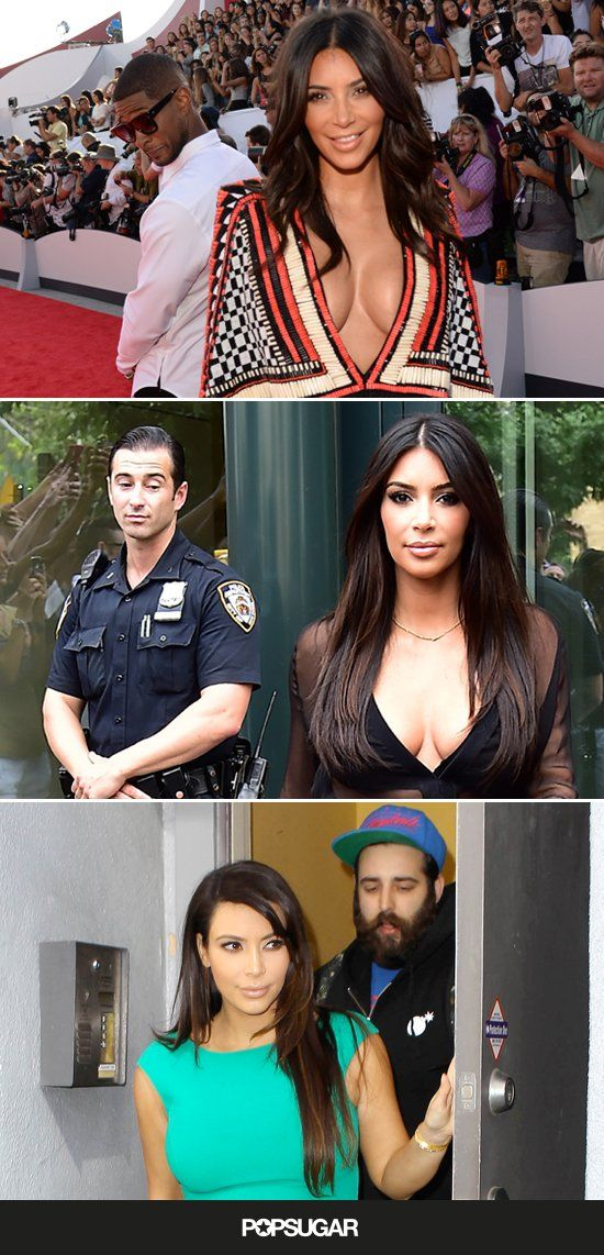 15 People Who Had No Choice but to Check Out Kim Kardashian\'s Ass ...