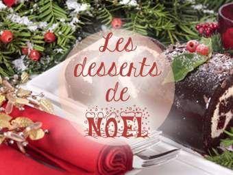 Les desserts à la table de Noël : pour clore un repas de fête en beauté !