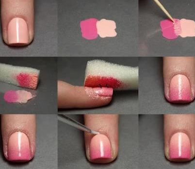 Vougelisha : kolorowe paznokcie