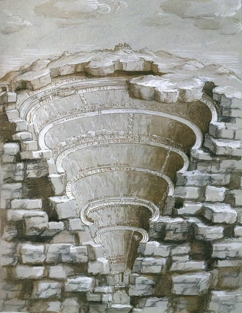 the concept of condign punishment in inferno a book by dante alighieri The 9 circles of hell as described by dante alighieri in inferno, the first part of   again, the punishment reflects the type of the sin committed during lifetime.