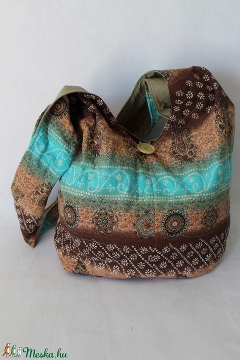 Mandalás hippi táska (silvanafoltvarras) - Meska.hu