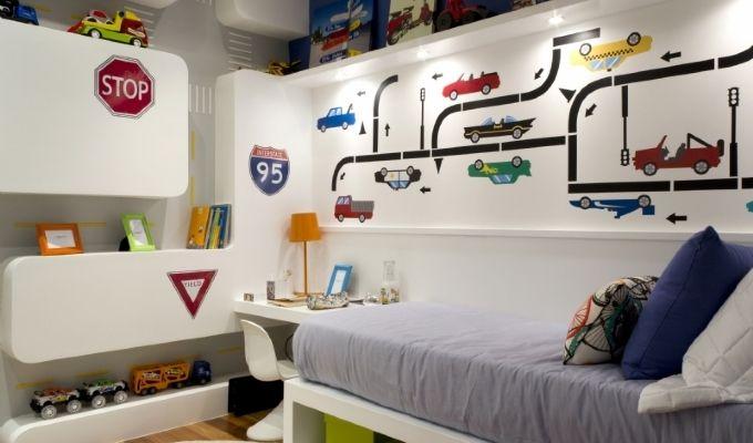 Decoração De Quartos De Meninos (crianças!) | Dorm, Room Ideas And Room Part 90