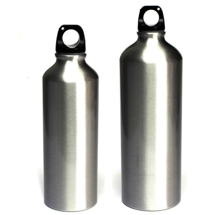 Stainless Steel Drinking Bottle - 18oz or 36oz