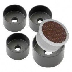Adattatori Alluminio Per Macchina Bidose Lavazza