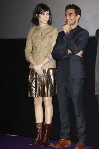 Nora Tschirner Photos - Actress Nora Tschirner and actor Elyas M'Barek attend the 'Offroad' premiere at cinema Kulturbrauerei on January 9, 2012 in Berlin, Germany. - Nora Tschirner Photos - 88 of 208