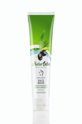 Moisturizing face mask 75ml. - Real all natural face mask