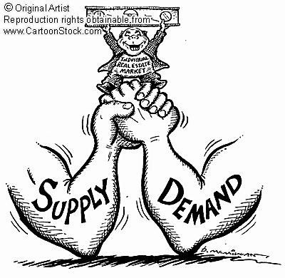 the luddite revolt on supply and demand When the luddite explosion came, the willingness of thousands of people to risk hanging or transportation to australia is a measure of the desperation of those communities, and their feeling.
