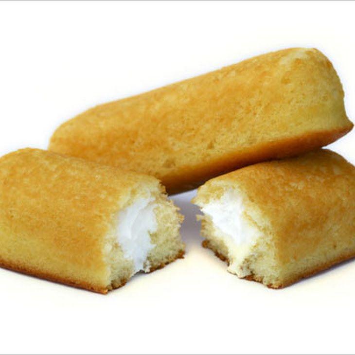 Homemade Twinkies Recipe   How Sweet It Is   Pinterest
