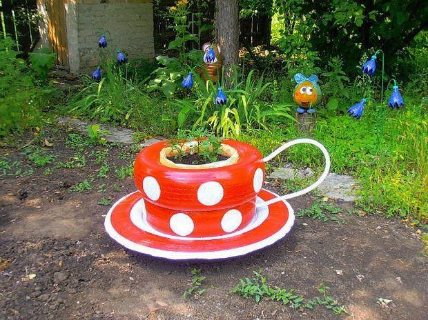 32 best Gartendeko images on Pinterest | Garden deco, Gardening and ...