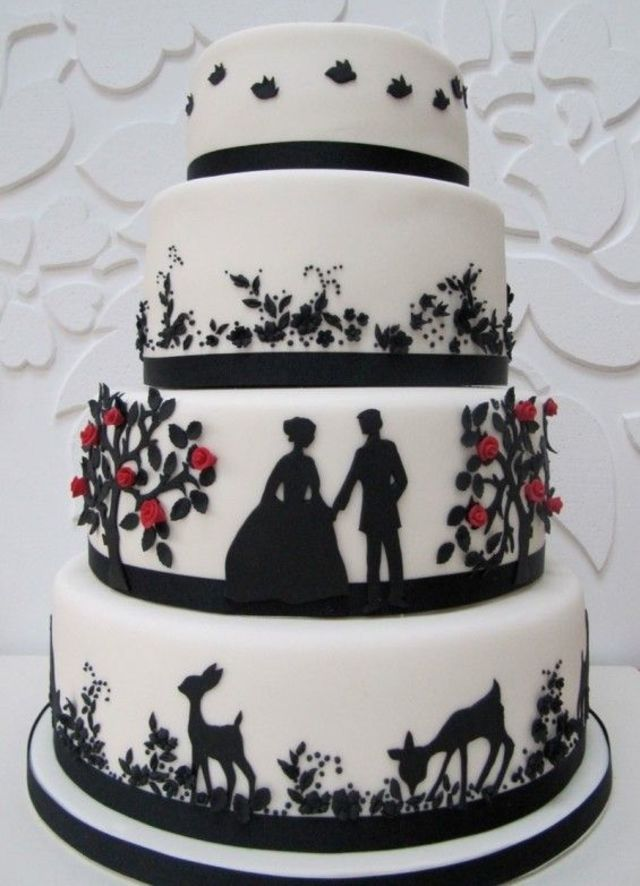disney wedding cake set 17 best ideas about silhouette cake on 13587