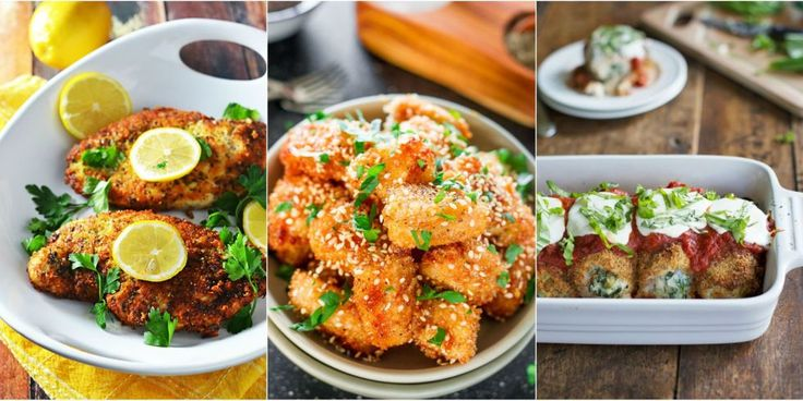 12 Breaded Chicken Recipes - How to Bread Chicken Breast —Delish.com