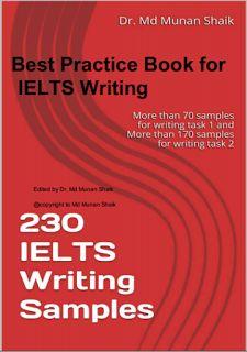 230 IELTS Writing Samples