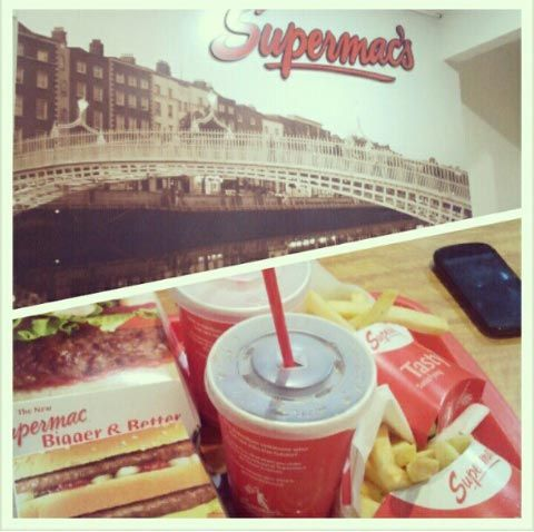 In Dublin?? Why not take a trip to one of our Supermac's outlets! http://supermacs.ie/locations/
