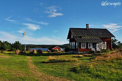 Silverskär island